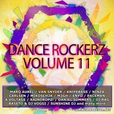 [Redlight-Media] Dance Rockerz vol 11 (Smashing Club & Dance Tracks) [2018]