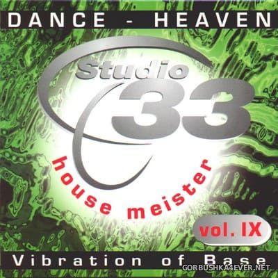 [Studio 33] House Meister vol 9 [2000]