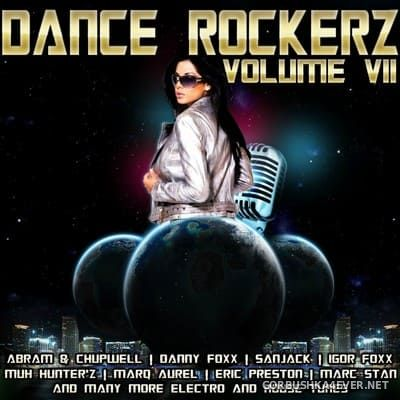 [Redlight-Media] Dance Rockerz vol 7 (Smashing Club & Dance Tracks) [2015]