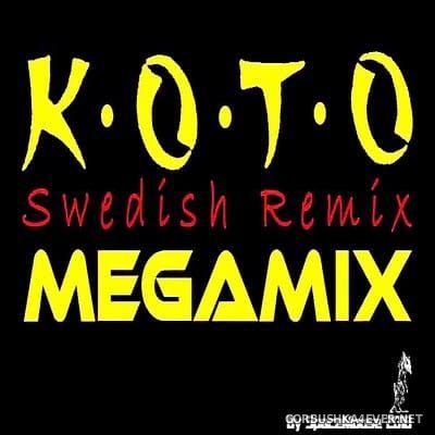 DJ SpaceMouse - Koto Swedish Remix Megamix [2018]