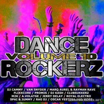 [Redlight-Media] Dance Rockerz vol 10 (Smashing Club & Dance Tracks) [2017]