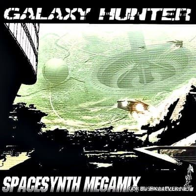 DJ SpaceMouse - Galaxy Hunter Spacesynth Megamix [2018]