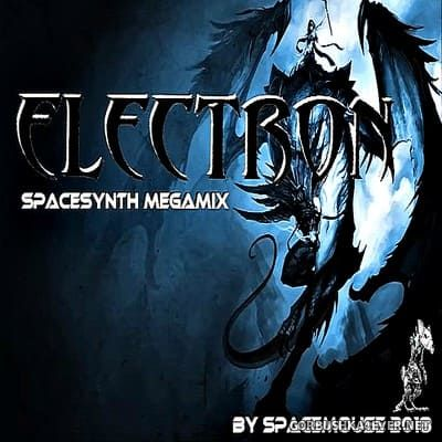 DJ SpaceMouse - Electron Spacesynth Megamix [2018]