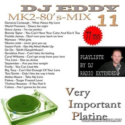 DJ Eddy - MK2 80s Mix vol 11