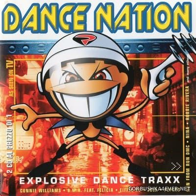 [Edel Records] Dance Nation [1999] / 2xCD