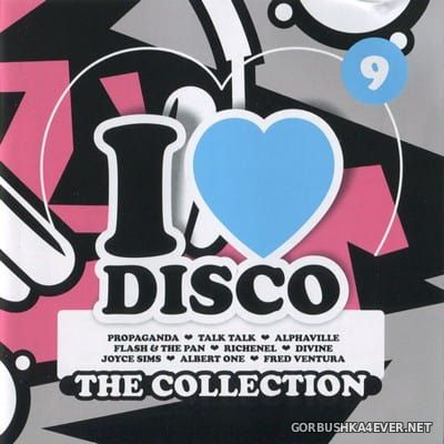 [Blanco Y Negro] I Love Disco - The Collection vol 9 [2018] / 2xCD
