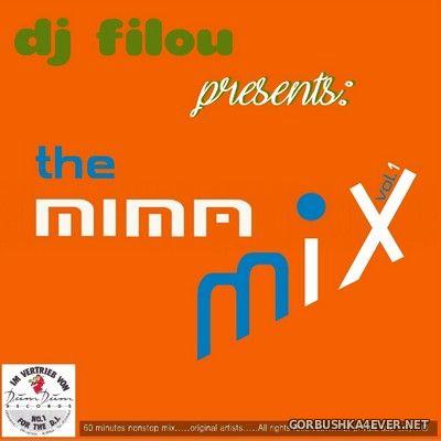 DJ Filou - The MiMaMix vol 01 [2015]