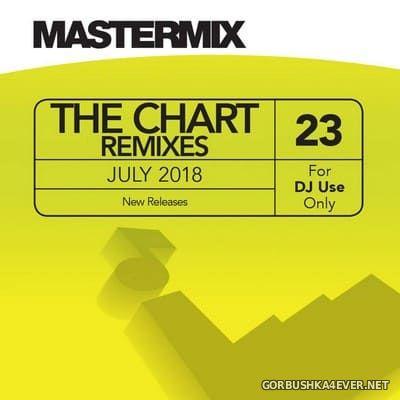 [Mastermix] The Chart Remixes vol 23 [2018]