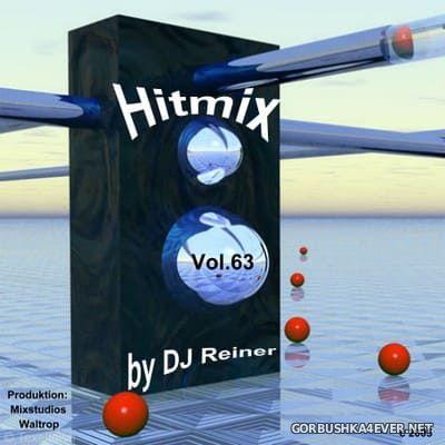 DJ Reiner - Hitmix vol 63 [2005]