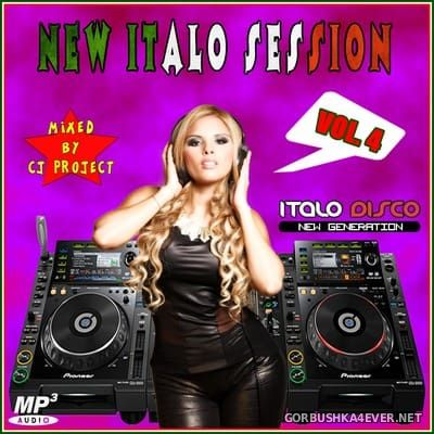 New Italo Session vol 4 [2018] Mixed by CJ Project