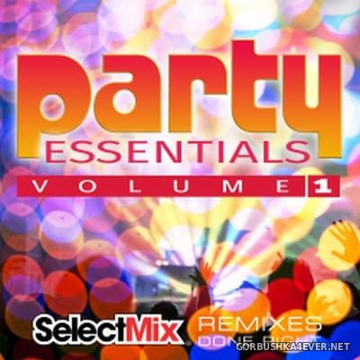 [Select Mix] Party Essentials vol 1 [2018]