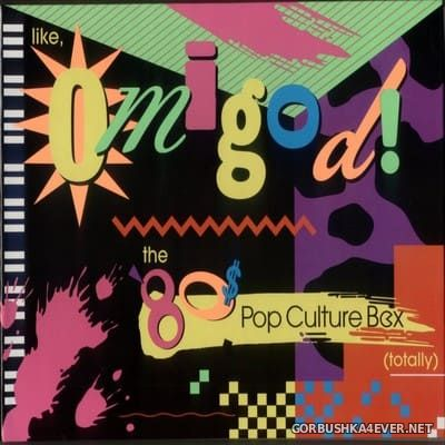 Like, OMiGod! The 80s Pop Culture Box (Totally) [2002] / 7xCD / Remastered Box Set