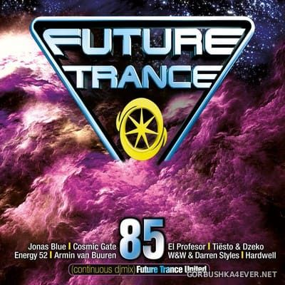 Future Trance vol 85 [2018] / 3xCD