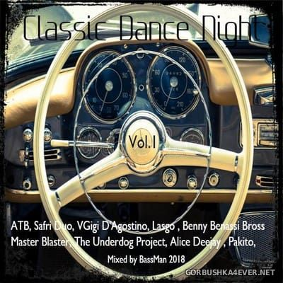 Classic Dance Night vol 1 [2018]