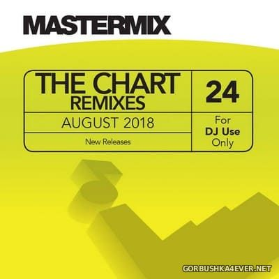 [Mastermix] The Chart Remixes vol 24 [2018]