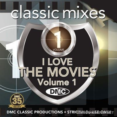 [DMC] Classic Mixes - I Love The Movies vol 1 [2018]