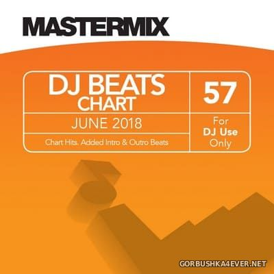 [Mastermix] DJ Beats Chart vol 57 [2018]