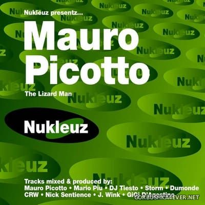 Mauro Picotto - The Lizard Man [2000] / 2xCD