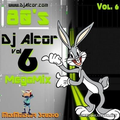 DJ Alcor - 80s Mega Mix vol 06