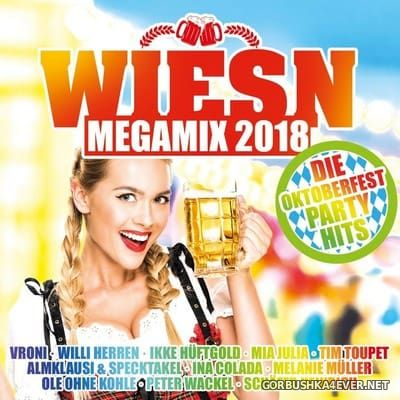 Wiesn Megamix 2018 - Die Oktoberfest Partyhits [2018] / 2xCD / Mixed by DJ Deep