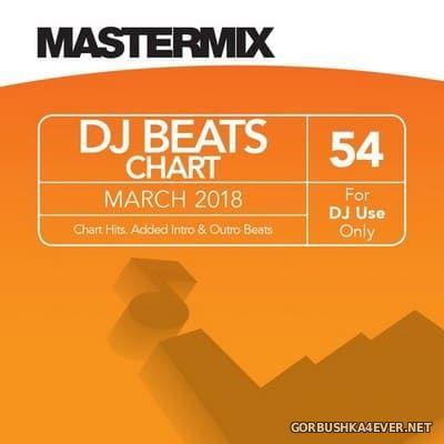 [Mastermix] DJ Beats Chart vol 54 [2018]