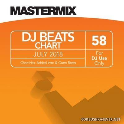 [Mastermix] DJ Beats Chart vol 58 [2018]