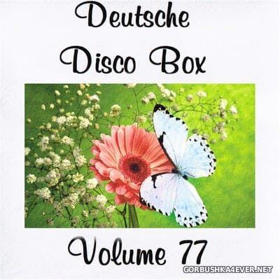 Deutsche Disco Box vol 77 [2018] / 2xCD