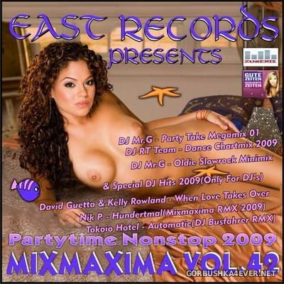 [East Records] Mixmaxima vol 42 [2009]