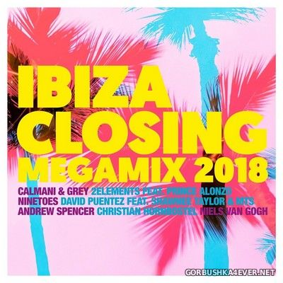 Ibiza Closing Megamix 2018 [2018] / 2xCD / Mixed by DJ Deep
