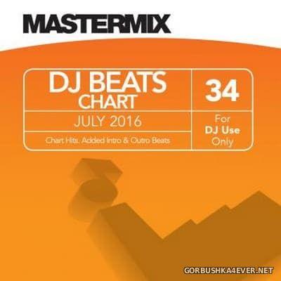 [Mastermix] DJ Beats Chart vol 34 [2016]