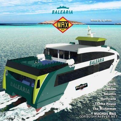 Balearia - Fun & Music [2018] Mixed by DJ Acedo