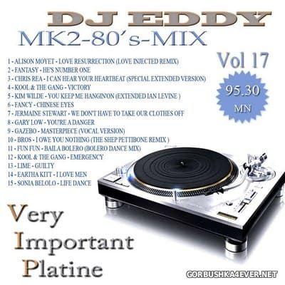 DJ Eddy - MK2 80s Mix vol 17