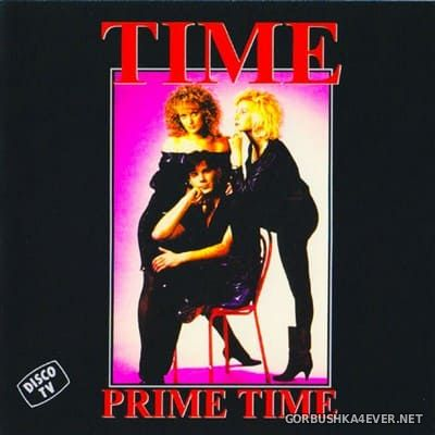 Time - Prime Time [1984] Deluxe Edition 2018
