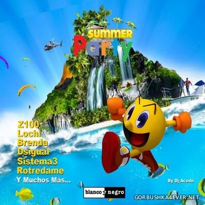 Summer Party [2018] Mixed by DJ Acedo