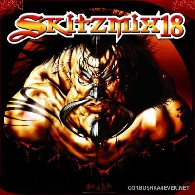 Skitzmix 18 [2004] Mixed By Nick Skitz