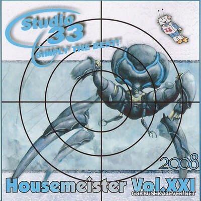 [Studio 33] House Meister vol 21 [2008]