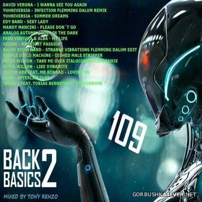 Back2Basics Italo Mix vol 109 [2018] by Tony Renzo