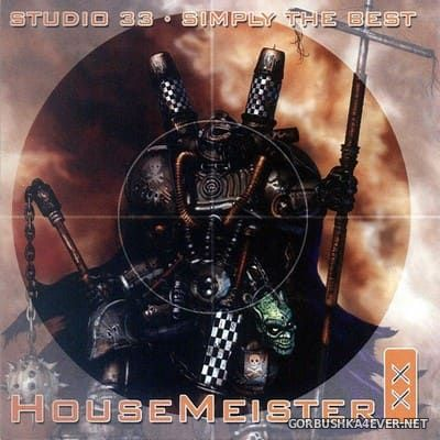 [Studio 33] House Meister vol 20 [2004]