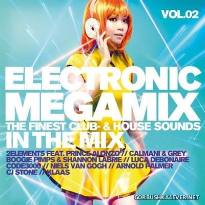 Electronic Megamix vol 2 [2018] Expanded Edition