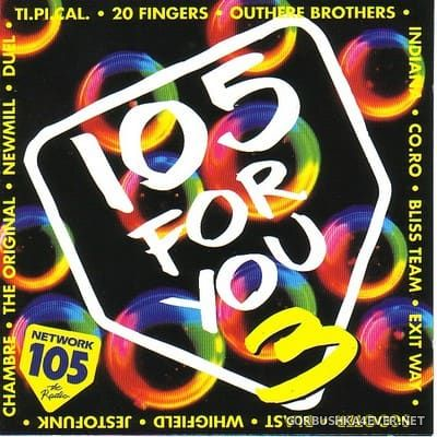 [New Music International] 105 For You vol 3 [1995] Mixed by Max Baffa