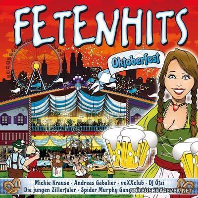 Fetenhits Oktoberfest [2018] / 2xCD