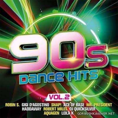 90s Dance Hits vol 2 [2018] / 2xCD