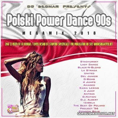 DJ Bednar - Polski Power Dance 90s [2018]