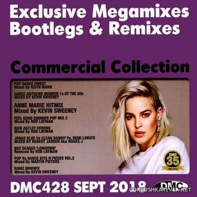 DMC Commercial Collection 428 [2018] September / 3xCD