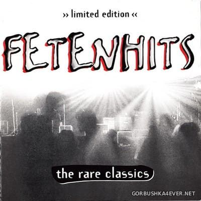 Fetenhits - The Rare Classics vol 1 [1999] / 2xCD