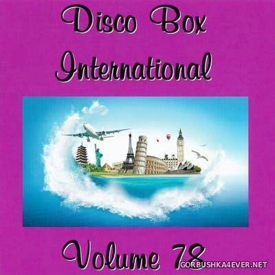 Disco Box International vol 78 [2018] / 2xCD