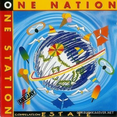 [Dig It International] One Nation One Station Compilation Estate [1996] Mixed by Mauro Miclini