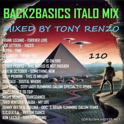 Back2Basics Italo Mix vol 110 [2018] by Tony Renzo