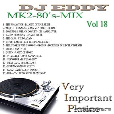 DJ Eddy - MK2 80s Mix vol 18
