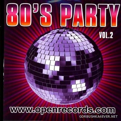 The Eighty Group - 80s Party vol 2 [2007]